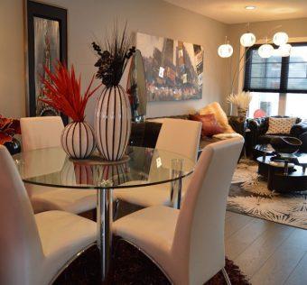 Oświetlenie jadalni i salonu - sprawdzone pomysły na aranżację