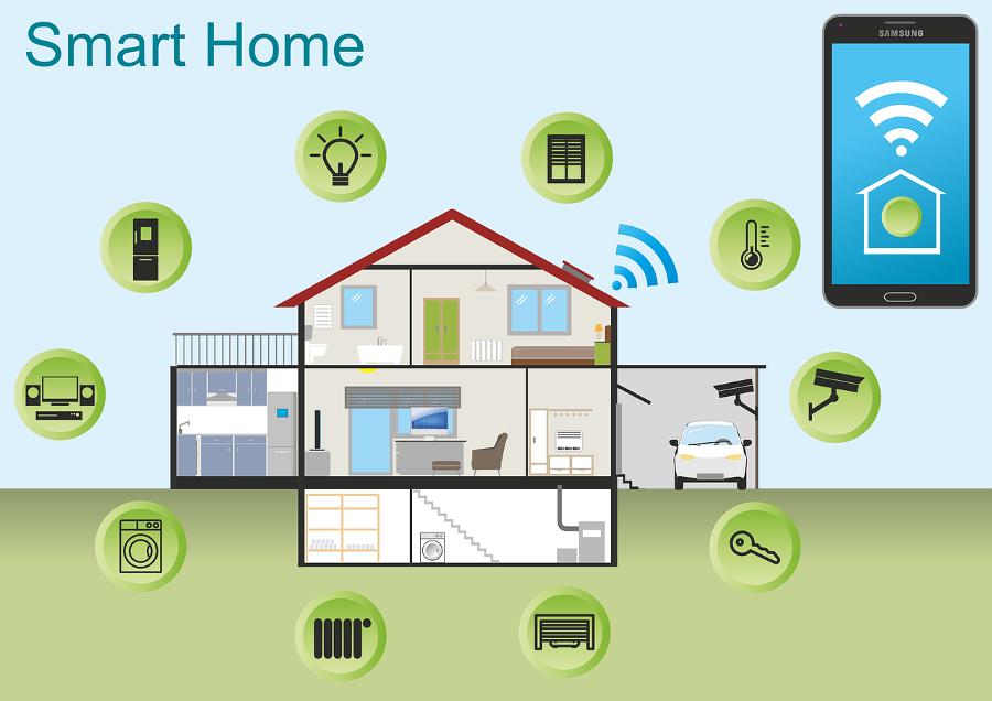 Sterowanie oświetleniem w domu - rozwiązanie do nowoczesnego wnętrza
