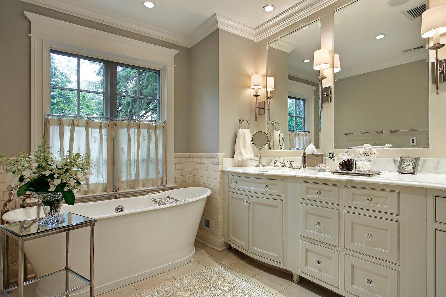 Oświetlenie łazienki - planujemy funkcjonalne wnętrze