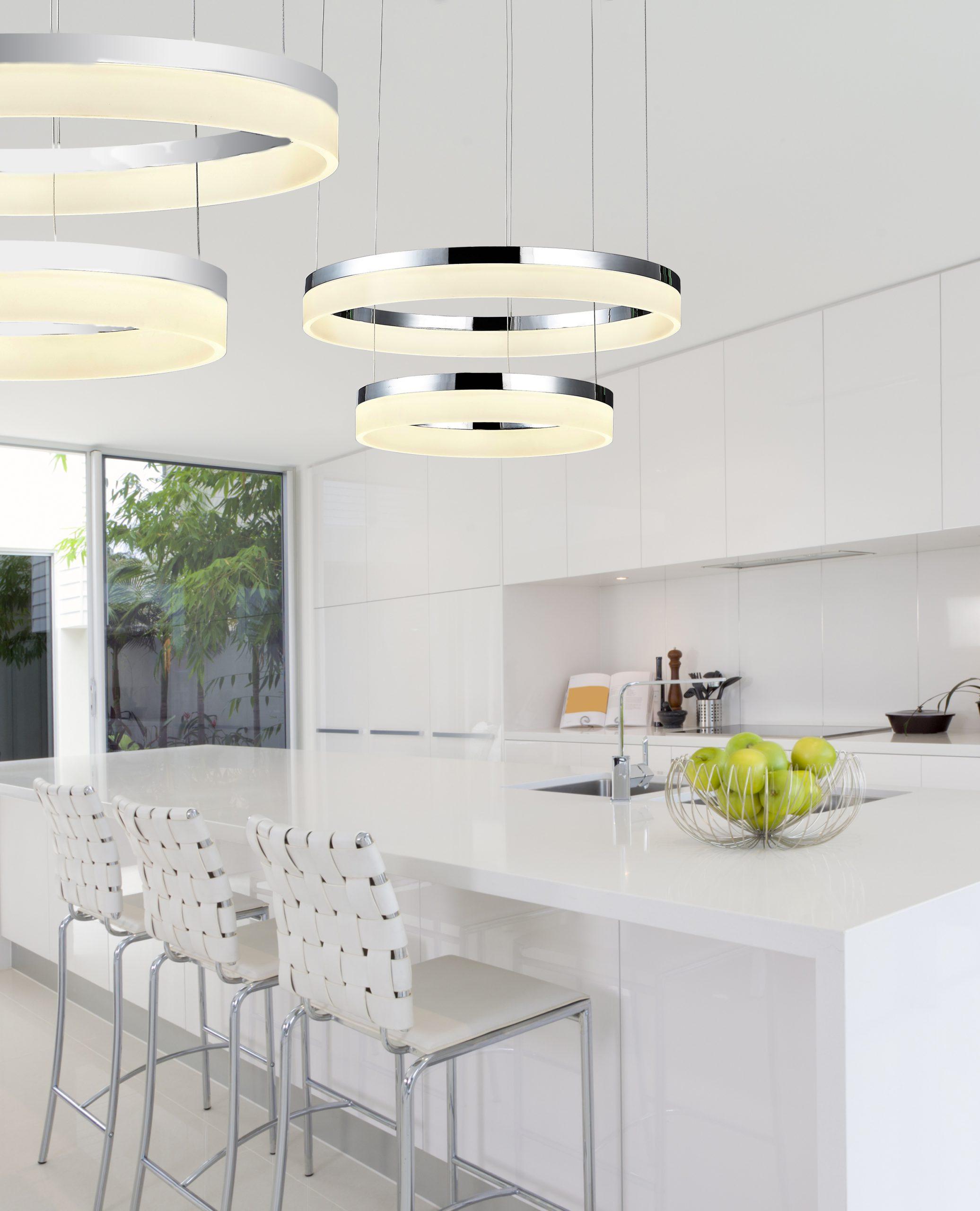Oświetlenie nowoczesnego wnętrza